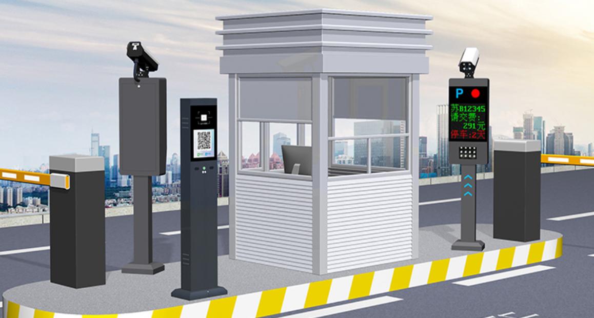 智慧景区停车系统停车设备.png