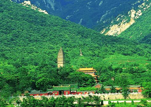 河南省登封市永泰寺景区电子导览、语音讲解、手绘地图上线了.png