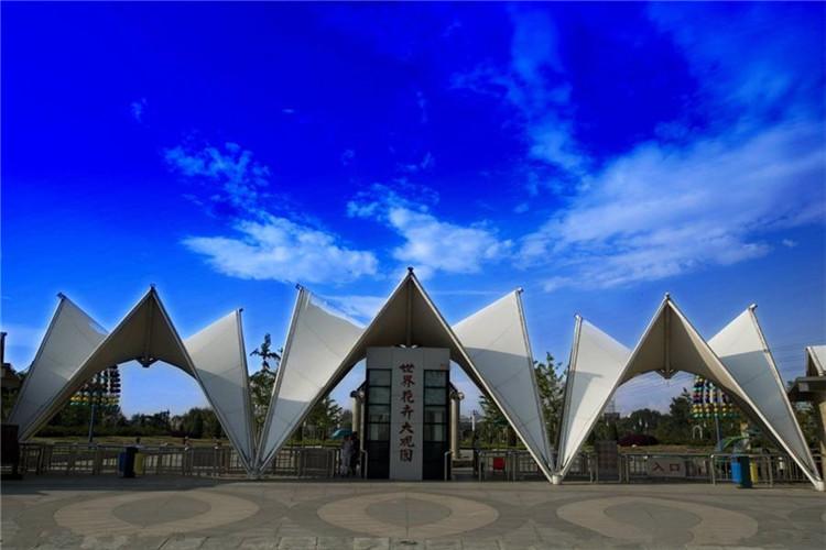 2020年4A景区北京世界花卉大观园智能电子导览、语音讲解、手绘地图上线了2.jpg