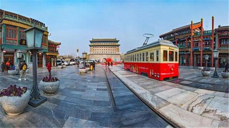 2020年北京前门天街智能电子导览系统、语音讲解、非遗和文博手绘打卡地图上线了5.jpg