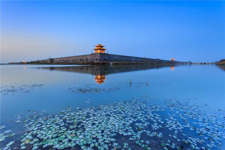 2020年邯郸市广府古城景区电子导览、语音讲解、手绘地图等智能导览系统功能上线了2.jpg