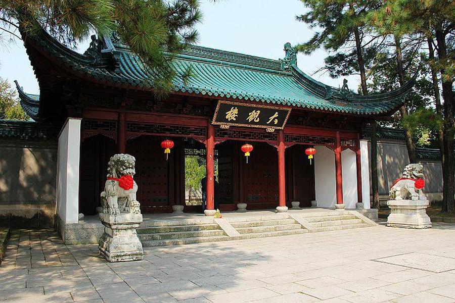 上海青浦区大观园手绘地图、语音讲解、电子导览系统功能上线了.jpeg