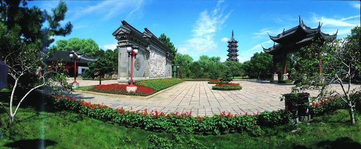 上海青浦区大观园手绘地图、语音讲解、电子导览系统功能上线了.jpg