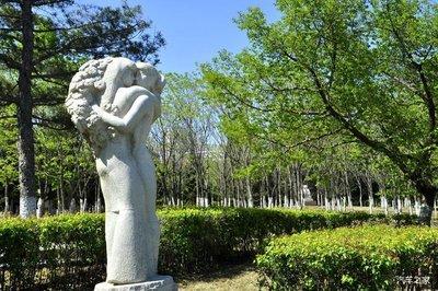 长春世界雕塑公园手绘地图、语音讲解、智能导览.jpg