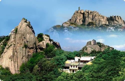 国家4A五莲山旅游风景区手绘地图、电子导览、语音讲解上线.jpg