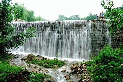 山东省青州市圣水峪风景区电子导览、语音讲解、手绘地图上线了.jpg