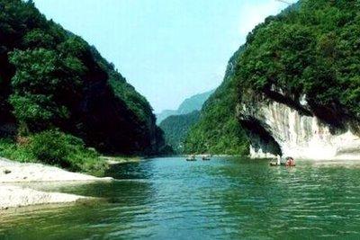四川诺水河风景区手绘地图、语音讲解、电子导览等智能导览系统上线了.jpg