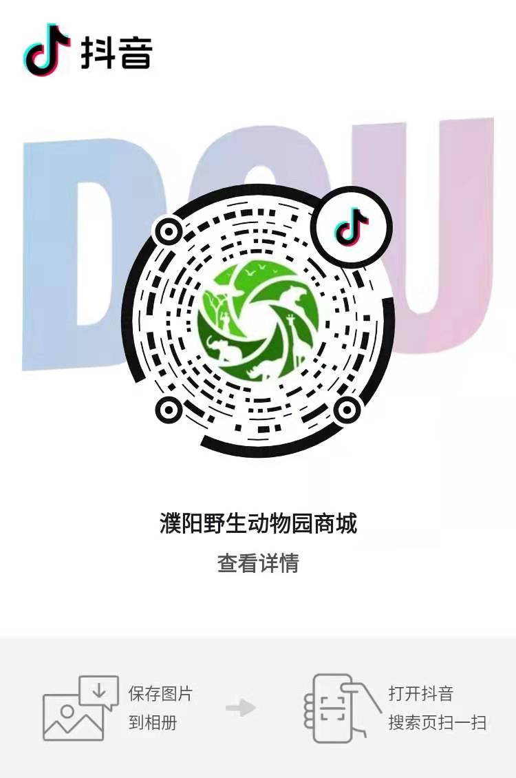 濮阳野生动物园抖音小程序上线了,短视频挂载接入成功.jpg