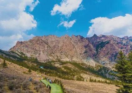 宁夏贺兰山国家森林公园手绘地图、语音讲解、电子导览等智能导览系统上线.jpg
