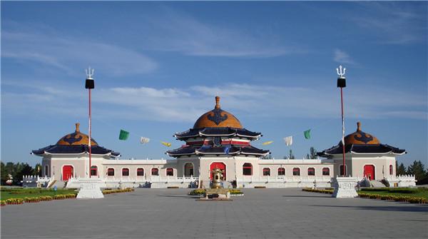 内蒙古成吉思汗陵旅游景区手绘地图、语音讲解、电子导览等智能导览系统上线.jpg