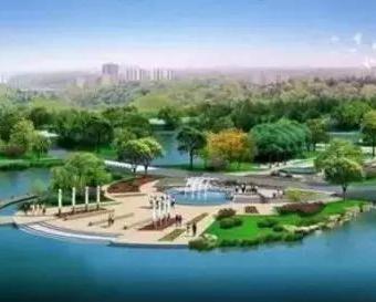石家庄西兆通公园休闲娱乐融合现代科技智慧导览功能,让公园更具特色.jpg