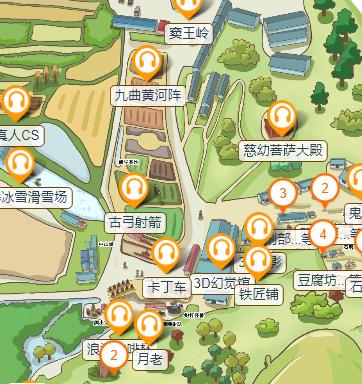 窦王岭景区电子导览系统功能作用.png